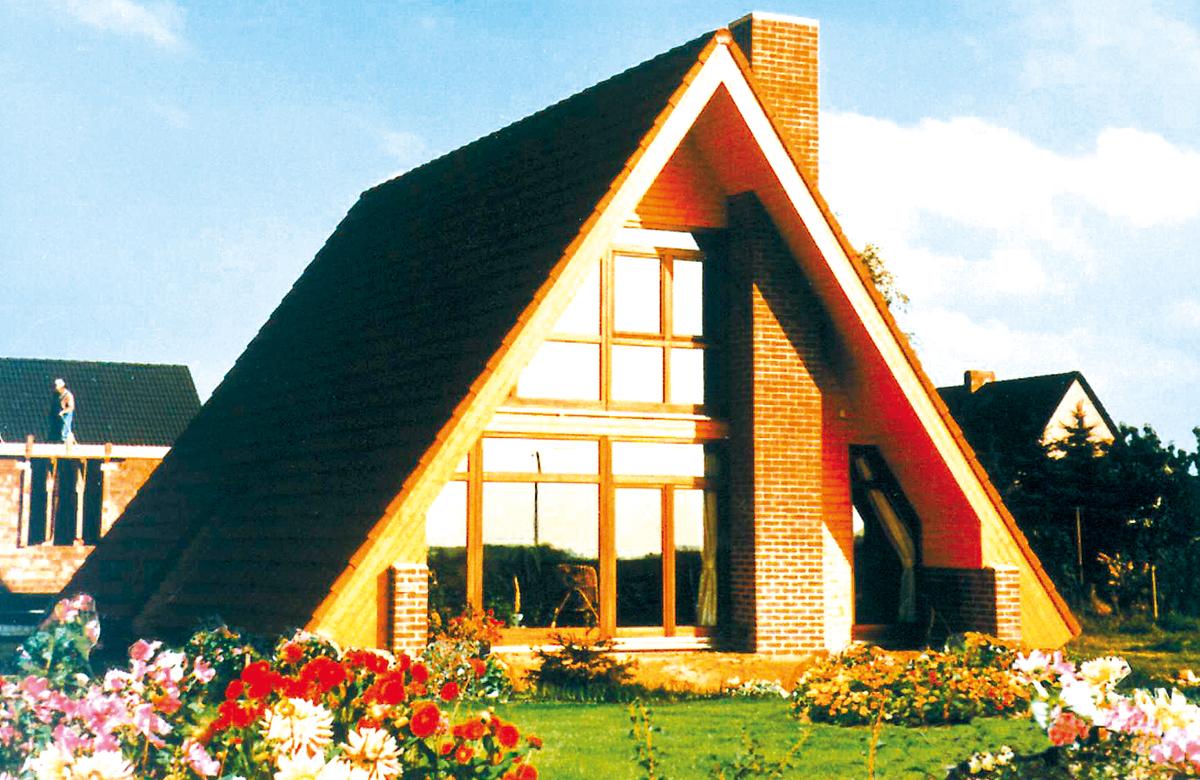 1966 Das Nurdachhaus