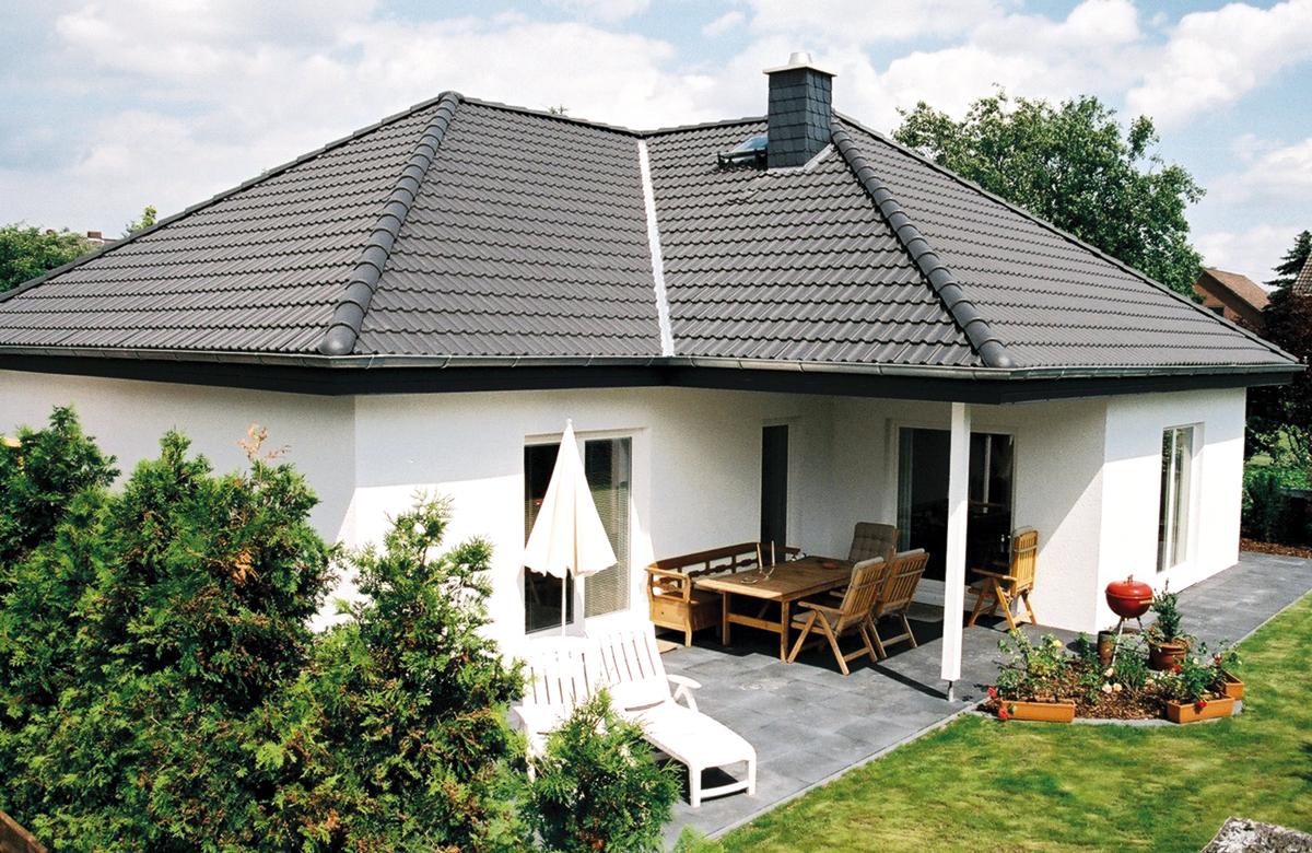 1998 Bungalow-Haustypen