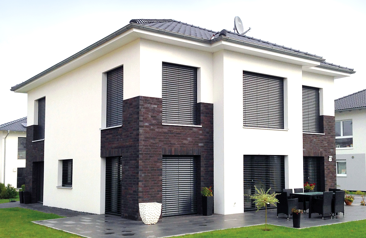 2004 Moderne Stadthäuser